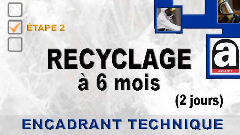 Formation recyclage